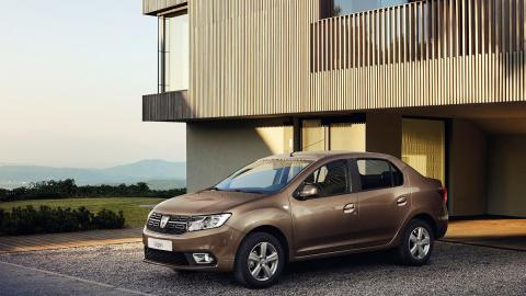 Coches nuevos entre 6.000 y 9.000 euros - Dacia Logan