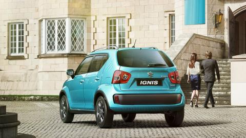 Coches urbanos 2017 - Suzuki Ignis