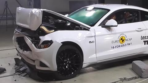Ford Mustang... tuneado