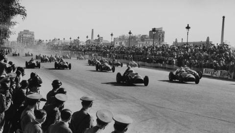 GP España F1, un clásico en el Mundial desde 1951