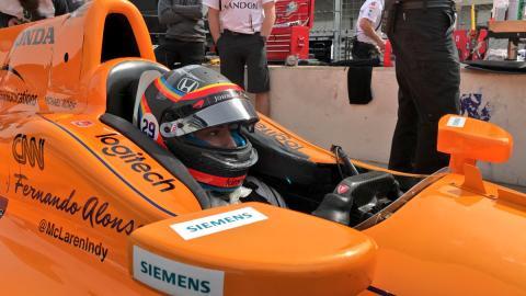 Horarios IndyCar
