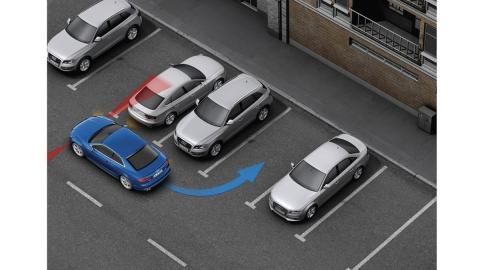 Innovaciones en los coches: aparcamiento (II)