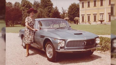 Iso GT300 foto antigua deportivo gran turismo clasico italia