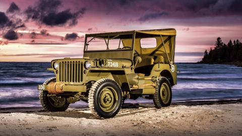 Jeep Willys-overland MB (1941-45)