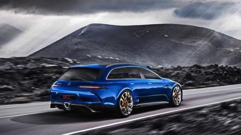 Mercedes-AMG GT Shooting Brake Concept
