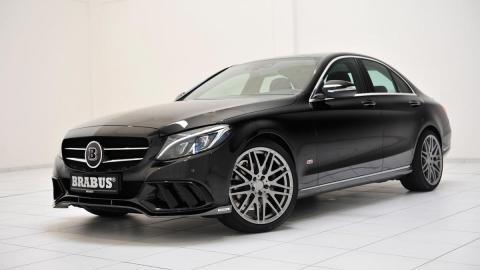 Mercedes Clase C Brabus