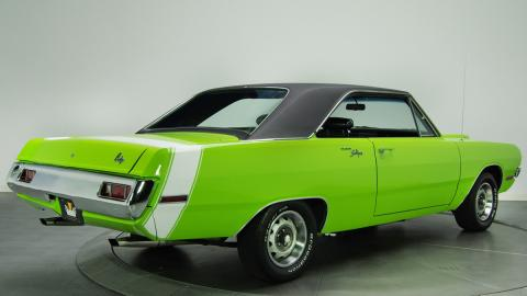 Muscle cars subestimados: Dodge Dart Swinger (II)