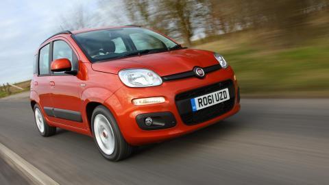Prueba VW Up! GTI, rivales: Fiat Panda
