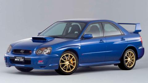 Subaru Impreza WRX STI (II)