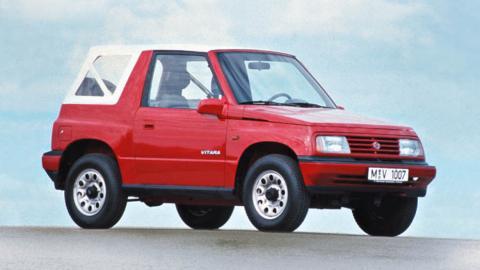 Suzuki Vitara primera generación