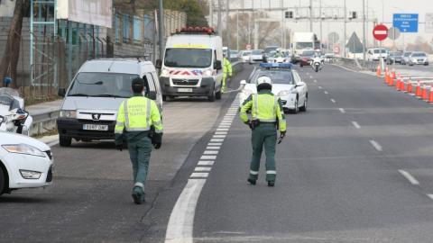 Detenido guardia civil por implicación en accidente mortal