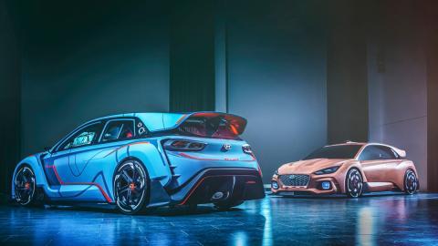 Hyundai N tendrá un segundo modelo