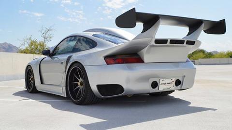 El Porsche 911 GT2 más brutal que existe