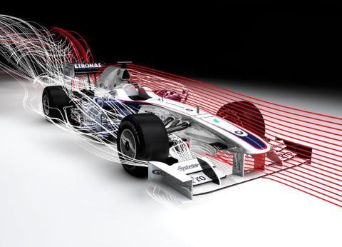 Canal de aire F1