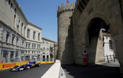 GP de Baku 2017