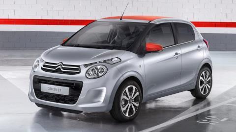 Citroën C1 2015