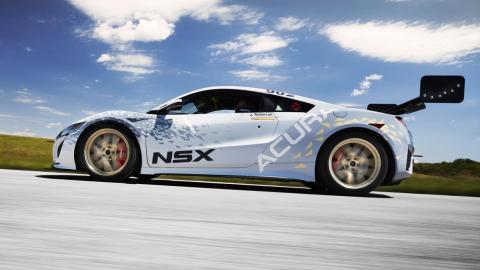 Honda NSX Pikes Peak (I)
