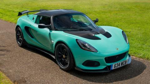 Lotus Elise Cup 250 2017 (I)