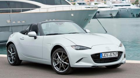 Coches por sacar buenas notas: Mazda MX-5 (II)