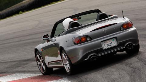 Motores que no alcanzaron su potencial: Honda S2000 (II)