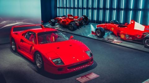 Nuevo museo Ferrari (I)