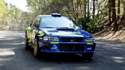 Subaru Impreza WRC Colin McRae (I)