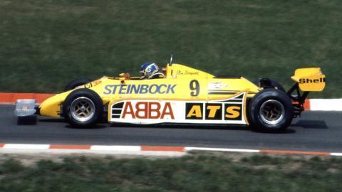 ABBA F1 CAR SLIM