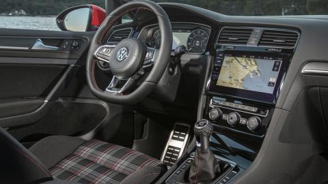 Asientos de tartán del Volkswagen Golf GTI (I)