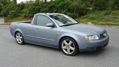 Audi A4 pick-up (I)