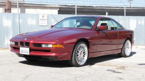 BMW 850i 1991