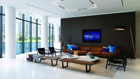 Casa de diseño Aston Martin Miami