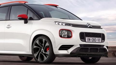 Citroën C3 Aircross Racing