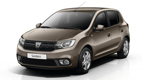 Coches nuevos por menos de 7.000 euros - Dacia Sandero