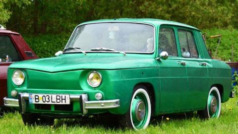A subasta el primer Dacia de la Historia