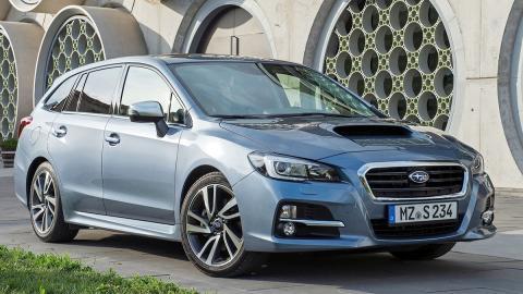 Las 5 claves del Subaru Levorg