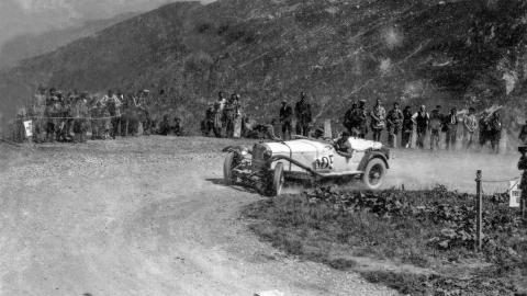 Mercedes Model S en Nürburgring (2)
