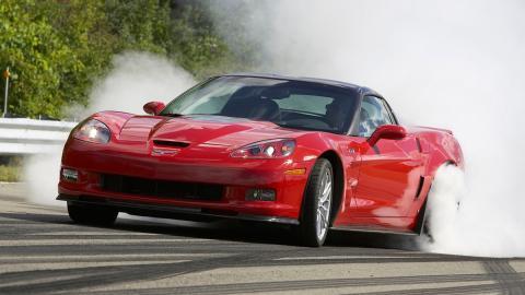 Motores que no alcanzaron su potencial: Chevrolet Corvette ZR1 (I)