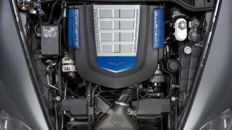 Motores que no alcanzaron su potencial: Chevrolet Corvette ZR1 (II)