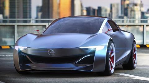 Opel Tigra 2020 render