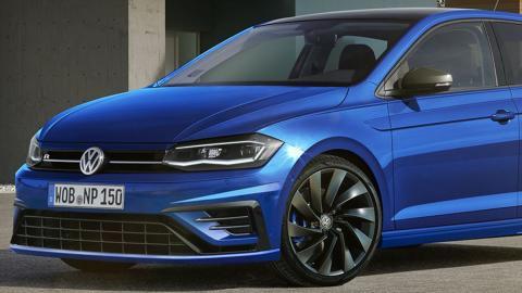 El Volkswagen Polo R 2017 de X-Tomi
