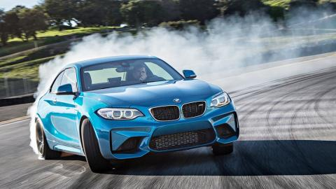 Rivales del Ford Focus RS - BMW M2