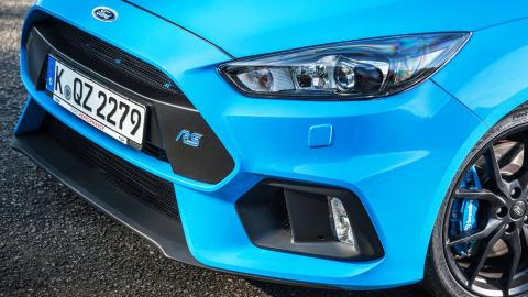Rivales del Ford Focus RS