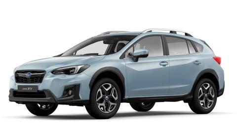 Rivales Skoda Karoq: Subaru XV (II)