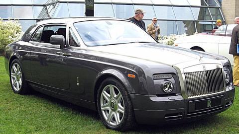 El Rolls Phantom de LeBron James