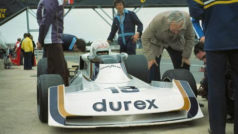 El TS19 del Surtees Team 1976-1978 Durex