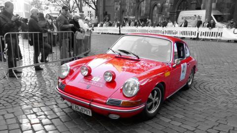 Vicios de petrolhead: pensar en competir (II)