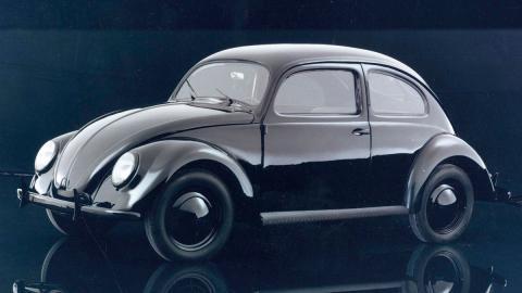 Volkswagen Beetle 1938 compacto mito
