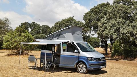 Volkswagen California Beach TDI DSG 4Motion (I)