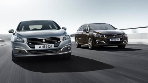 Las 5 claves fundamentales del Peugeot 508