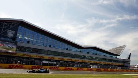 ¿Adiós al GP Gran Bretaña F1?